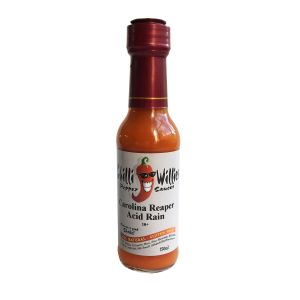 Chilli Willies Carolina Reaper Acid Rain