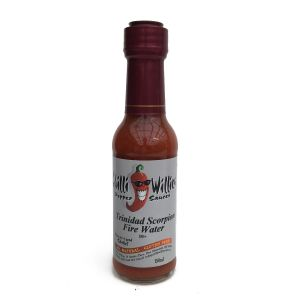 Chilli Willies Trinidad Scorpion Fire Water