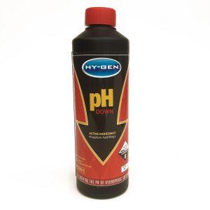 Hygen pH Down 1L