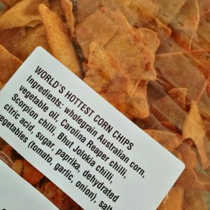 Caterer's Pack - World's Hottest Corn Chips (500g)