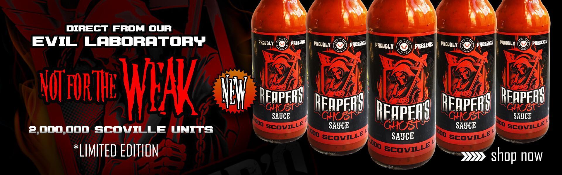 Buy Reaper Sauce