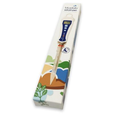 BlueLab soil pH pen and thermometer