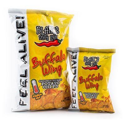 Blair's Buffalo Wing Chips
