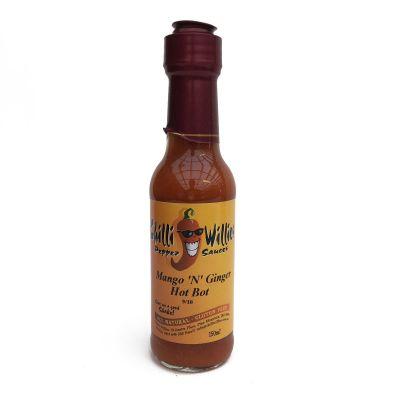 Chilli Willies Mango 'n' Ginger Hot Bot