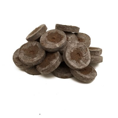 JIffy 7 Peat Pellets