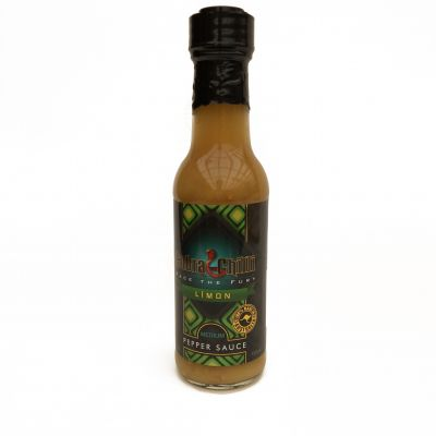 Cobra Aji Limon Pepper Sauce