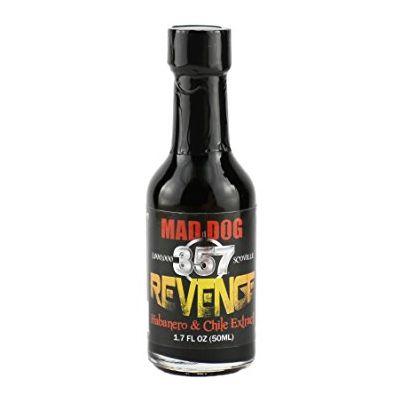 Mad Dog's Revenge Habanero Chile Extract 1M SHU