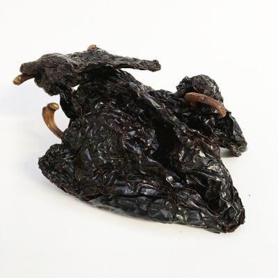 Whole dried Mulato chilli