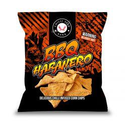 BBQ Habanero Corn Chips