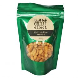 Chilli and Lime Peanuts by The Chilli Effect