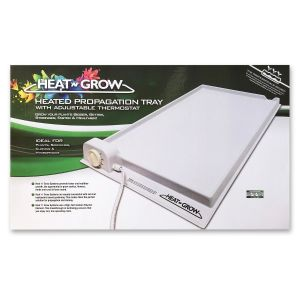 Heat 'n' Grow Heat Tray - Double with thermostat