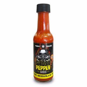 Chilliman's Ghost Pepper Sauce