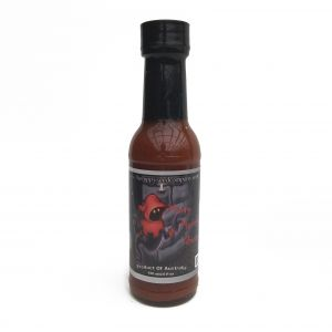 THSC Morry Morich Ghost Sauce