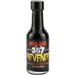 Mad Dog's Revenge Habanero Chile Extract 1M SHU